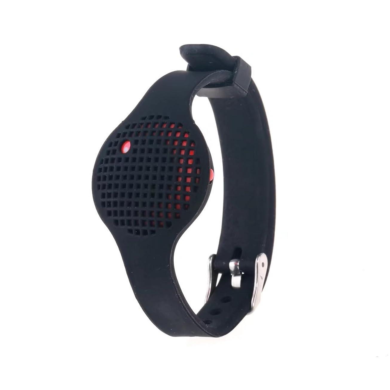 香水いいね延ばすVAN-LUCKY 替えベルト、柔らかいシリコン素材 for Moov Now (NO tracker)