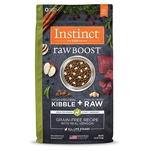Instinct Raw Boost Grain Free Recipe