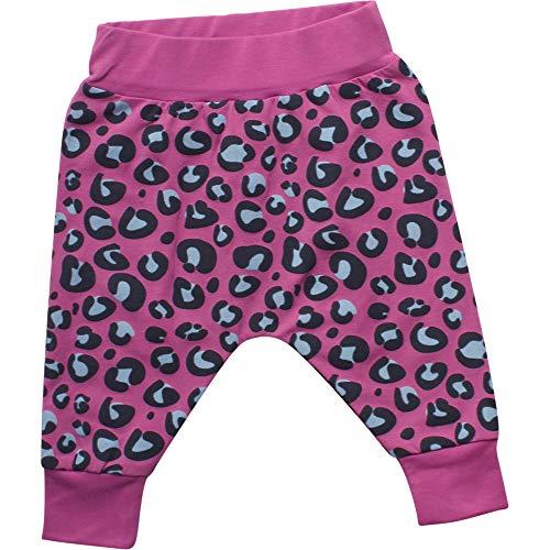 Fred'S World By Green Cotton Animal Funky Pants Pantalon, Violet (Violet 018302708), 68 Bébé Fille