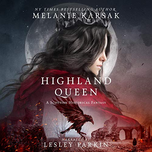 Highland Queen: The Celtic Blood Series, Book 4