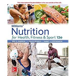 fitness nutrition Williams' Nutrition for Health, Fitness and Sport
