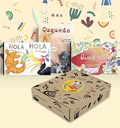 Cuentos infantiles 4 años: Lote de 3 libros para regalar a niños de 4 años (Cuentos infantiles para niños)