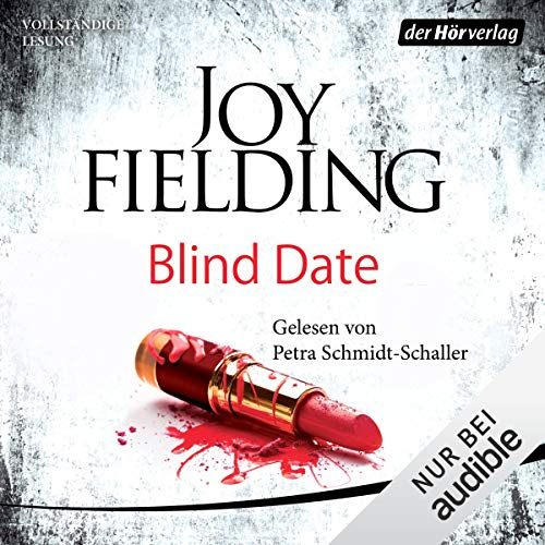 Blind Date (German edition) audiobook cover art