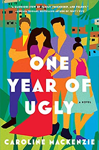 book cover of One Year of Ugly