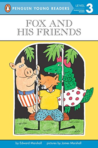 Fox and His Friends (Penguin Young Readers, Level 3)の詳細を見る