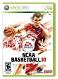 NCAA Basketball 10 - Xbox 360 by Electronic Arts