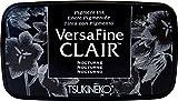 Tsukineko Nocturne VersaFine Almohadilla de Tinta Clair, Material sintético, Negro, 5,6 x...