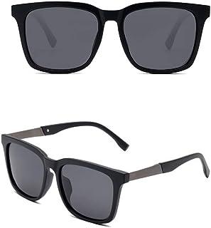 KNDJSPR - KNDJSPR Las Nuevas Gafas de Sol polarizadas Gafas Elegantes clásicas para Hombres, adecuadas para Conducir Viajes, el sombreado Tiene el Efecto de Proteger los Ojos