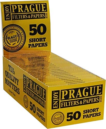 Bitters Box Prague F&P Short Paper 50