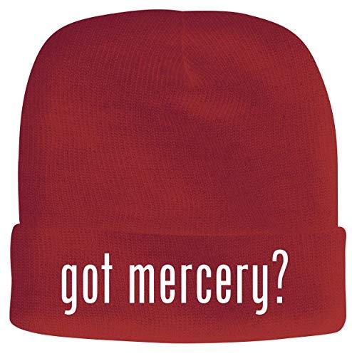 got Mercery? - Men's Soft & Comfortable Beanie Hat Cap, Red, One Size