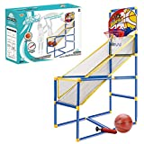 Kids Arcade Basketball Hoop Shot Game - Indoor Sports Shooting System...