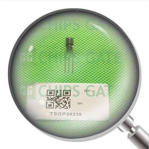 5Pcs TSOP38238 Encapsulation:Zip,