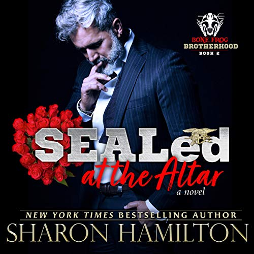 Sealed at the Altar audiobook cover art