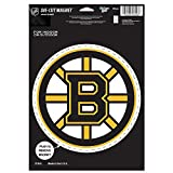 Boston Bruins Official NHL 6 inch x 9 inch Car Magnet by Wincraft by Wincraft