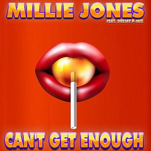 Millie Jones feat. Deejay P-Mix