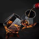 Nail Personnaliser Le Verre À Vin Whisky Bière Vin Ensemblediamant Whisky Verre Bouche Ronde Verre Transparent Bière Bière Liqueur Verre Bar Verre 350Ml
