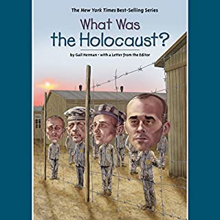 What Was the Holocaust? audiobook cover art