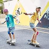 Zoom IMG-1 hikole skateboard per adolescenti ragazze