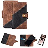 K-S-Trade Mobile Phone Protective Cover Bookstyle Wallet