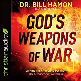 God's Weapons of War audiobook cover art