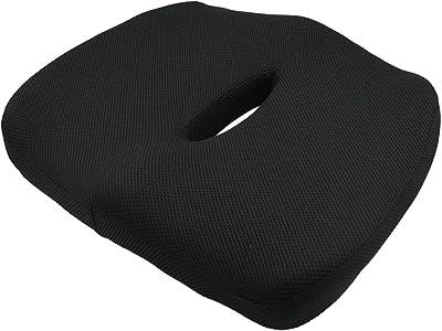 低反発クッション シートクッション 洗えるカバー 椅子 座布団 メッシュ加工 通気性 体圧分散 3D形状