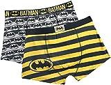 Batman Logo Hombre Boxers Multicolor S, 95% Algodón 5% Spandex, elastischer Bund