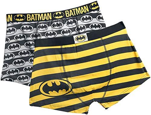 Batman Logo Männer Boxershort Multicolour S
