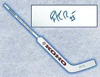 Patrick Roy Autographed Hockey Stick - Koho Revolution Goalie - Autographed NHL Sticks