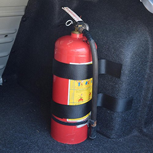 KaariFirefly Autogurt Befestigungsband zum Verstauen von Taschen, Feuerlöschern