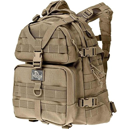 Maxpedition Condor II Backpack Khaki Soft 17.5X14X6.5...