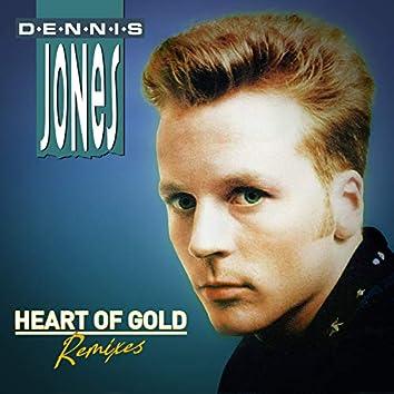 Heart Of Gold - Remixes