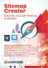 Create 100% Google compatible sitemaps No page limits, perfect for big or multiple websites Built-in scheduler automatically updates your sitemap Support for image, video and mobile sitemaps Multi-crawler design provides maximum performance