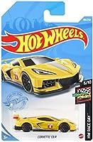 ホットウィール(Hot Wheels) ベーシックカー コルベット C8.R HCM33