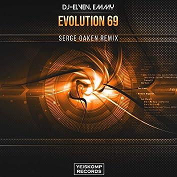 Evolution 69 (Serge Oaken Remix)