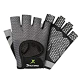 Gym Gloves, Lightweight Breathable Workout Gloves, Ultralight Weight Lifting Gloves for Men & Women...