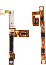 For BlackBerry Classic / Q20 Power Button & Volume Button Flex Cable + Microphone Ribbon Flex Cable
