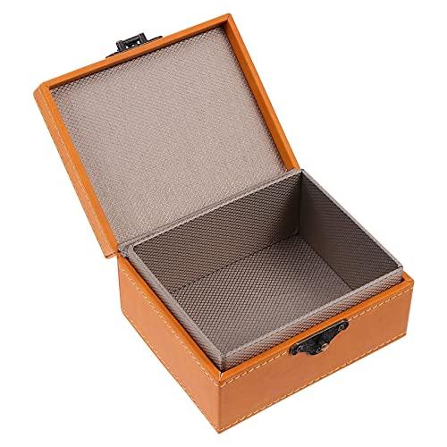 Abaodam Caja de bloqueo Key Fob Protector de fibra de carbono Bloqueador de bolsa de bloqueo para llaves de coche Teléfonos