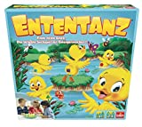 Goliath Toys 30792 Goliath - Ententanz - Der Kinderspielklassiker - Ab 3 Jahren, Mehrfarbig