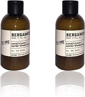 Le Labo Bergamote 22 Conditioner - lot of 2 - each 3oz bottles. Total of 6oz