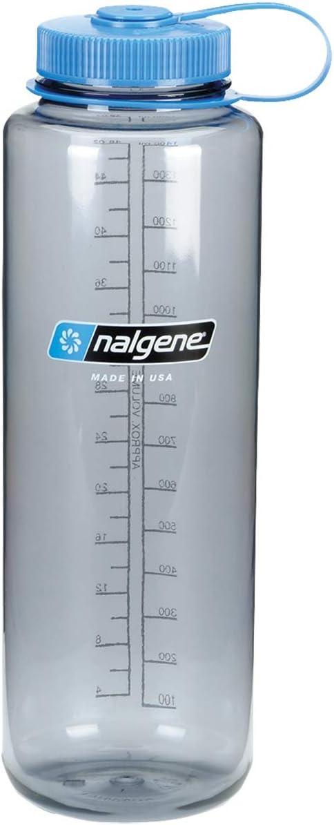 Nalgene HDPE 48oz Silo Wide Mouth Water Bottle