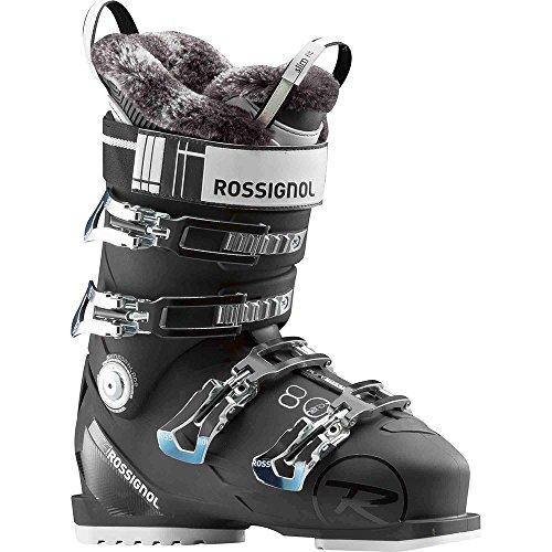 Rossignol Pure Pro 80 Skischuhe, Damen, Schwarz, 24,5