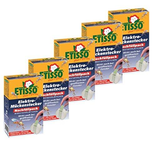 Etisso Mückenstecker Nachfüllpack 5er Sparpack