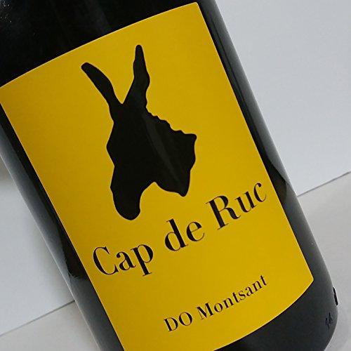 CAP DE RUC vino tinto garnacha (6 x 75 CL)
