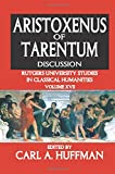 Aristoxenus of Tarentum: Texts and Discussion