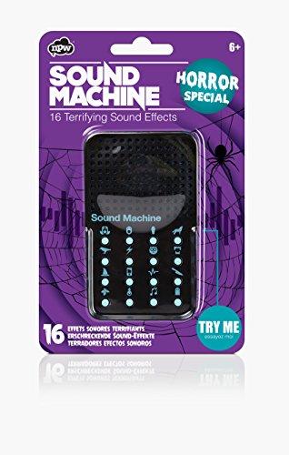 MIK funshopping Geräusch-Generator Horror Sound Machine - Shock 'em!