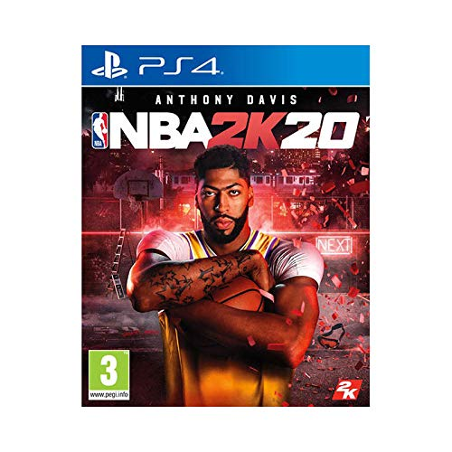 PS4 - NBA 2K20 Legend Edition - [PAL UK - MULTILANGUAGE]