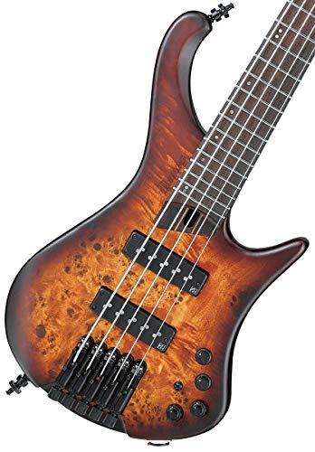 Ibanez EHB1505 Ergonomic Headless 5-String Bass (Dragon Eye Burst Flat)