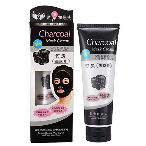 StyleHouse Charcoal Blackhead Mask Deep Cleansing, Purifying, Removes Excess Dirt & Oil Face Mask Blackhead Remover For Women & Men