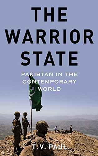 Image of The Warrior State: Pakistan in the Contemporary World