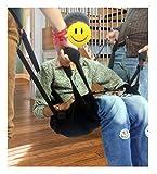 Plataforma deslizante para escalera de transferencia de elevación de paciente, silla de coche, baño, silla de ruedas
